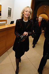 PENNY, VISCOUNTESS COBHAM at a private view of Bryan Adam's photographs entitled 'Modern Muses' held at The National Portrait Gallery, London on 11th March 2008.<br /><br />NON EXCLUSIVE - WORLD RIGHTS