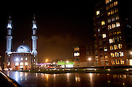 ESSALAAM MOSKEE ROTTERDAM BY NIGHT