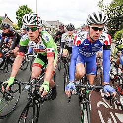 14-05-2016: Wielrennen: Ronde van Overijssel: Rijssen    <br />RIJSSEN (NED) wielrennen<br />Met 64 edities is de ronde van Overijssel een van de oudste wielerkoersen in Nederland. Rene Hooghiemster, Elmar Reinders