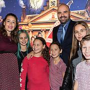 NLD/Amsterdam/20191005 - De Brief voor Sinterklaas, Peter Post en partner en kinderen