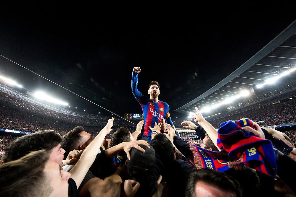 Copyright © 2017 F.C. Barcelona / Santiago Garcés. All rights reserved.