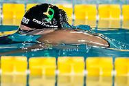 CASTIGLIONI Arianna Fiamme Gialle <br /> 50 Rana Donne<br /> Riccione 10-04-2018 Stadio del Nuoto <br /> Nuoto campionato italiano assoluto 2018<br /> Photo &copy; Andrea Masini/Deepbluemedia/Insidefoto