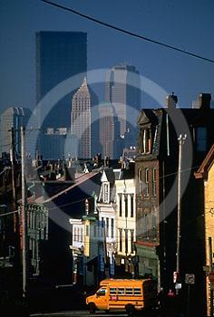 Pittsburgh skyline PA