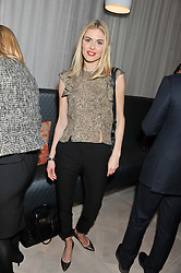 DONNA AIR at a party to celebrate the publication of Fame Game by Louise Fennell held at Grace, West Halkin Street, London on 12th March 2013.