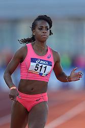 31-07-2015 NED: Asics NK Atletiek, Amsterdam<br /> Nk outdoor atletiek in het Olympische stadion Amsterdam /   Jamile Samuel #511
