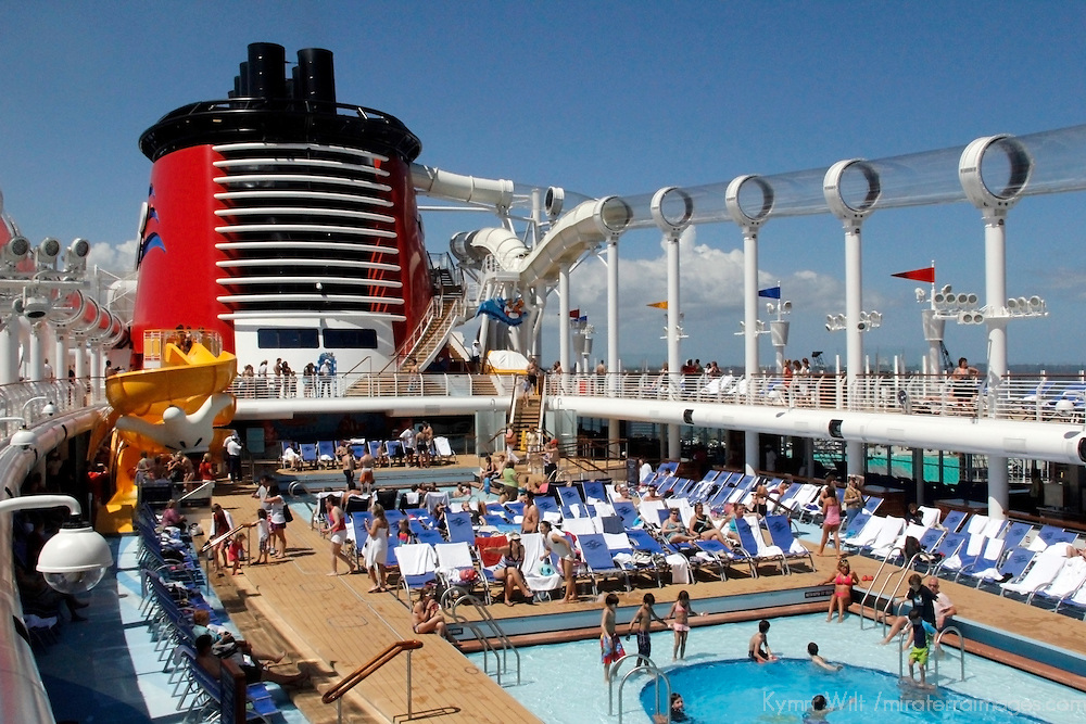 Disney Fantasy Pool Deck