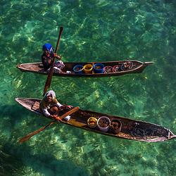 """Malaysia - Borneo - Sabah - The Bajau """"Birdseye View"""""""