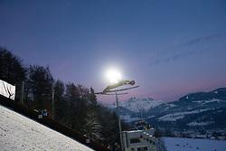 06.01.2015, Paul Ausserleitner Schanze, Bischofshofen, AUT, FIS Ski Sprung Weltcup, 63. Vierschanzentournee, Finale, im Bild Manuel Fettner (AUT) // Manuel Fettner of Austria during Final Jump of 63rd Four Hills <br /> Tournament of FIS Ski Jumping World Cup at the Paul Ausserleitner Schanze, Bischofshofen, Austria on 2015/01/06. EXPA Pictures © 2015, PhotoCredit: EXPA/ JFK