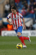 Athletico Madrid versus Real Betis 3 Feb 2013