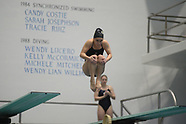 Event 38 - Women's 3 mtr Diving