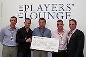 England v Ireland. Players Lounge. 15-3-08. 6 Nations.