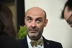Italy, Verona  - March 29, 2019.Controversial World Families Conference starts in Verona / Simone Pillon  (Credit Image: © Passaro/Fotogramma/Ropi via ZUMA Press)