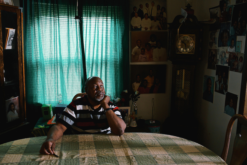 Robert Bennett, 71, is still locked in a court battle over his late wife's home in Annapolis, MD. Bennett and his wife took a reverse mortgage in 2008. But after Bennett's wife, Ophelia, passed away a few months later, Bennett has struggled to keep the property.