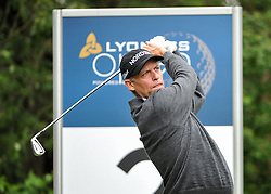 05.06.2014, Country Club Diamond, Atzenbrugg, AUT, Lyoness Golf Open, im Anders Hansen (DEN) // Anders Hansen (DEN) in action during the Austrian Lyoness Golf Open at the Country Club Diamond, Atzenbrugg, Austria on 2014/06/05. EXPA Pictures © 2014, PhotoCredit: EXPA/ Sascha Trimmel