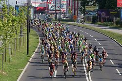 Riders during 156km race at 37th Marathon Franja BTC City 2018, on June 10, 2018 in Ljubljana, Slovenia. Photo by Urban Urbanc / Sportida
