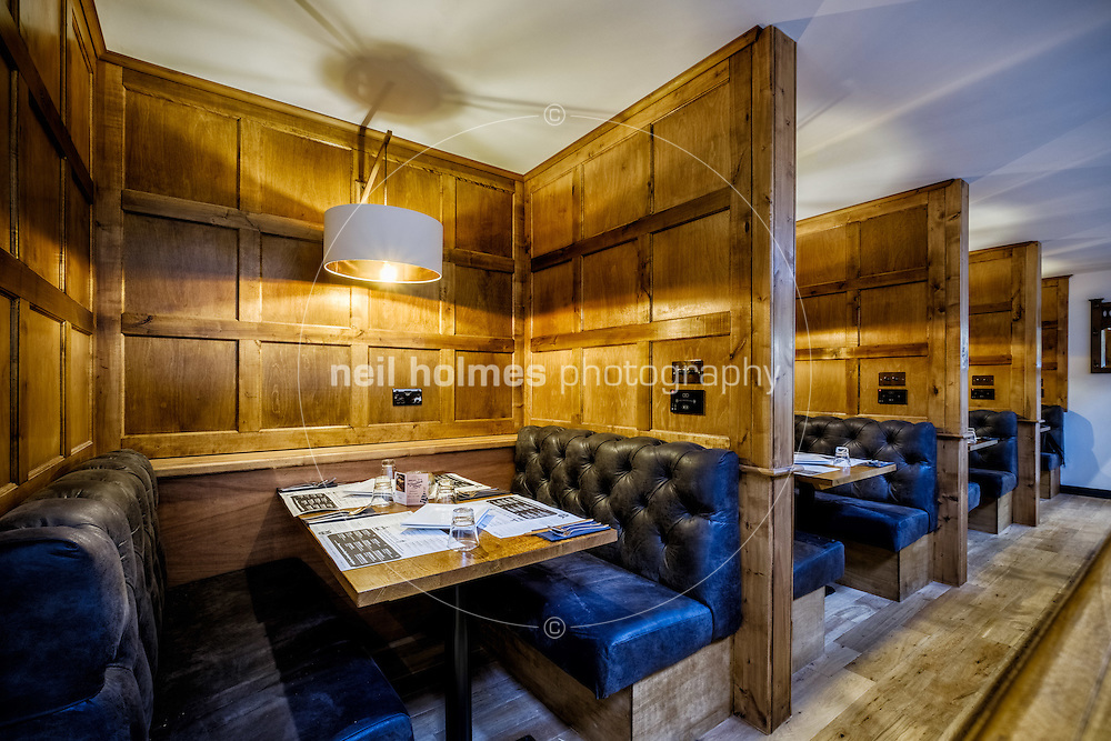 Neil has spent many years photographing architectural interiors and exteriors