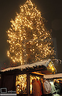 Christmas market at city hall Vienna, Austria, Vienna, 1. district, city hall