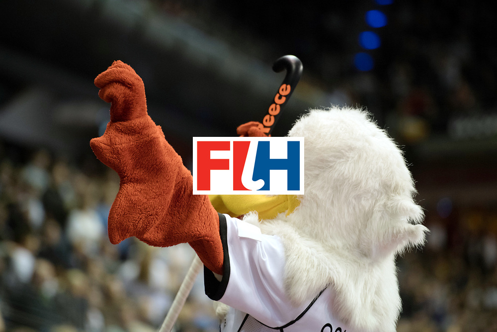 BERLIN - Indoor Hockey World Cup<br /> Final: Germany - Austria<br /> foto: <br /> WORLDSPORTPICS COPYRIGHT FRANK UIJLENBROEK