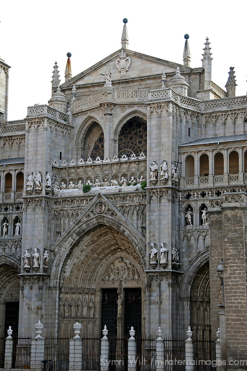 Europe, Spain, Toledo. Cathedral of Saint Mary of Toledo.