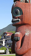Totem Pole, Sitka, Alaska, USA