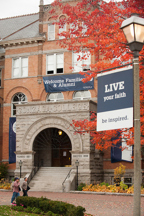 Gonzaga celebrated its first Zagapalooza Reunion, welcoming thousands of alumni to campus to celebrate Gonzaga's 125th Anniversary.<br /> <br /> Photo by Rajah Bose