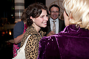 JESSIE BUCKLEY; , Massimo's restaurant at the Corinthia Hotel, Whitehall  host the after party  for 'Claire Rayner's benefit show' 5 June 2011. <br /> <br />  , -DO NOT ARCHIVE-© Copyright Photograph by Dafydd Jones. 248 Clapham Rd. London SW9 0PZ. Tel 0207 820 0771. www.dafjones.com.