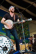 The Avett Brothers at Jazz Fest