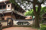 The Lin Family Gardens in Banqiao, Taiwan.