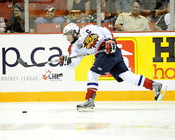 Game 5 of the 2010 MasterCard Memorial Cup in Brandon, MB on Tuesday May 18. Photo by Aaron Bell/CHL Images