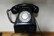 Black Bakerlight Telephone
