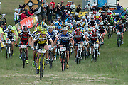 during stage 4 of the 2014 Absa Cape Epic Mountain Bike stage race from The Oaks Estate in Greyton, South Africa on the 27 March 2014<br /> <br /> Photo by Greg Beadle/Cape Epic/SPORTZPICS