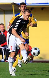 Suad Grabus (3) of Interblock at 12th Round of PrvaLiga Telekom Slovenije between NK Luka Koper vs NK Interblock, on October 4, 2008, in SRC Bonifika in Koper, Slovenia. Interblock won the match 4:1. (Photo by Vid Ponikvar / Sportal Images)