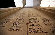 NOV 10 2013 Menin Gate in Ypres