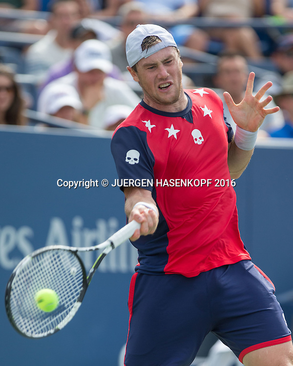 ILLYA MARCHENKO (UKR)<br /> <br /> Tennis - US Open 2016 - Grand Slam ITF / ATP / WTA -  USTA Billie Jean King National Tennis Center - New York - New York - USA  - 5 September 2016.