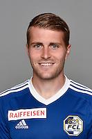 15.07.2016; Luzern; Fussball - FC Luzern;<br />Claudio Lustenberger (Luzern)<br />(Martin Meienberger/freshfocus)