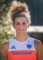 UTRECHT -   Maria Verschoor , trainingsgroep Nederlands team hockey.   COPYRIGHT  KOEN SUYK