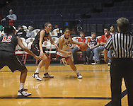 Ole Miss vs. Georgia in Oxford, Miss. on Sunday, February 13, 2011. Georgia won.