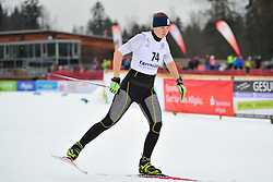 MILENINA Anna, RUS at the 2014 IPC Nordic Skiing World Cup Finals - Long Distance