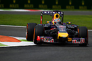 September 4-7, 2014 : Italian Formula One Grand Prix - Sebastian Vettel (GER), Red Bull-Renault