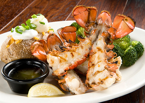 TGIF Friday Lobster Tails