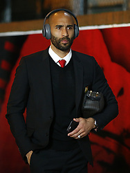 February 27, 2019 - London, England, United Kingdom - Manchester United's Lee Grant.during English Premier League between Crystal Palace and Manchester  United at Selhurst Park stadium , London, England on 27 Feb 2019. (Credit Image: © Action Foto Sport/NurPhoto via ZUMA Press)