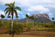 Loma del Cedro and Fray Benito, Holguin, Cuba.