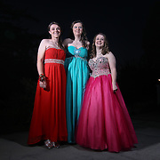 Solanco High School students pose for a photograph prior to prom Saturday, May 2, 2015, at Deerfield Country Club in Newark Delaware.
