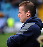 Picture by Graham Crowther/Focus Images Ltd. 07763140036.31/03/12.Graham Westley Manager of Preston North End before the Npower League 1 match at Hillsborough stadium, Sheffield..