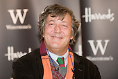 Stephen Fry Book Signing