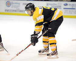 Cody Alcock of the Kingston Frontenacs. Photo by Aaron Bell/OHL Images