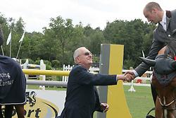 Buchmann Jacky<br /> CSIO Lummen 2007<br /> Photo © Hippo Foto