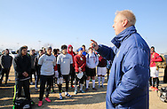February 6, 2016: OKC Energy FC holds open tryouts at Norman Soccer Complex in Norman, Oklahoma.