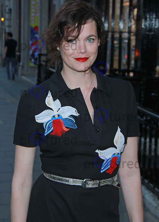 Jasmine Guinness, Fendi New Bond Street - Store Anniversary Party, New Bond Street, London UK, 04 June 2015, Photo by Brett D. Cove