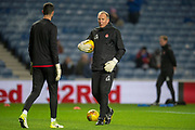 Aberdeen goalkeeping coach Gordon Marshall before the Ladbrokes Scottish Premiership match between Rangers and Aberdeen at Ibrox, Glasgow, Scotland on 5 December 2018.